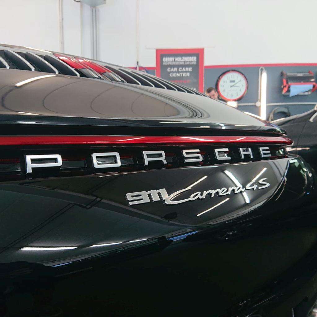 Lackveredelung Swissvax Zuffenhausen, die perfekte Autopflege für Ihren Porsche.