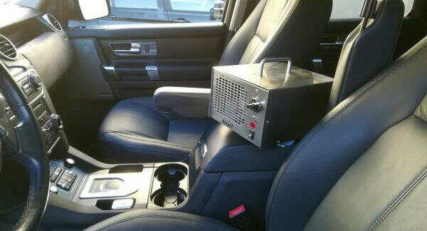Egal welcher Geruc,h im Auto, mit einer Ozonbehandlung werden alle unangenehmen Gerüche nach einer gründlichen Innenraumreingung entfernt
